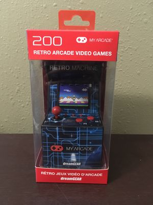 Retro Arcade Mini 200 Games for Sale in Seattle, WA