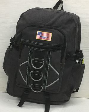 """Large hiking cotton canvas backpack size 21""""x14""""x7"""" for Sale in Los Angeles, CA"""