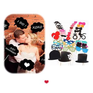 104 Piece Wedding / Party Photo Booth Props Pose for Sale in Lynnwood, WA