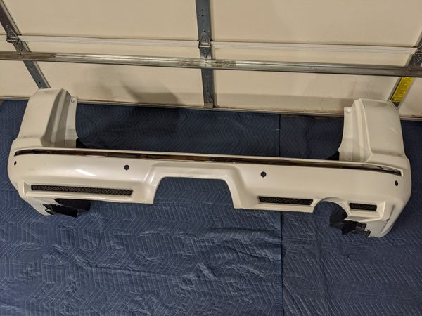 2010 - 2020 Toyota 4Runner Limited Rear Bumper Complete