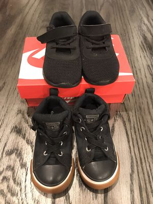 Nike's and Converse for Sale in Fort McDowell, AZ