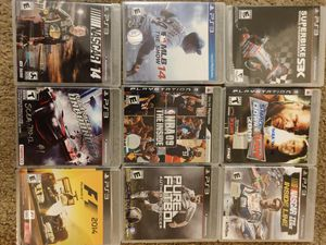 PS3, 10 dlls each for Sale in Imperial Beach, CA