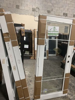 IMPACT DOORS READY IN STOCK for Sale in Doral, FL