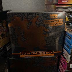 Pokemon Champions Path Elite Trainer Box for Sale in Roseville,  CA
