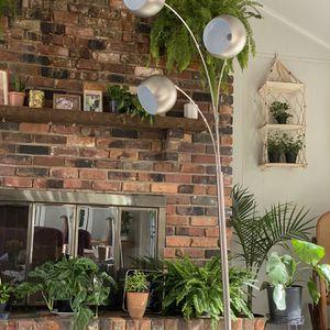 Three Headed Floor Lamp for Sale in Durham, NC