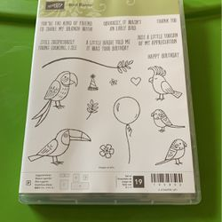 Stamping Up- Bird Banter for Sale in East Wenatchee,  WA