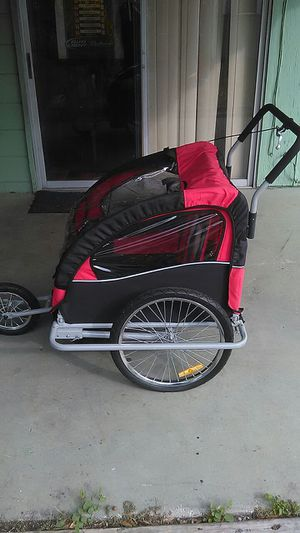 Never used stroller bike trailer for Sale in Saint Petersburg, FL