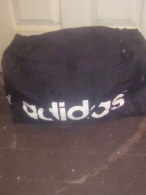 Large Adidas gym duffle carrying bag for Sale in Milwaukee, WI
