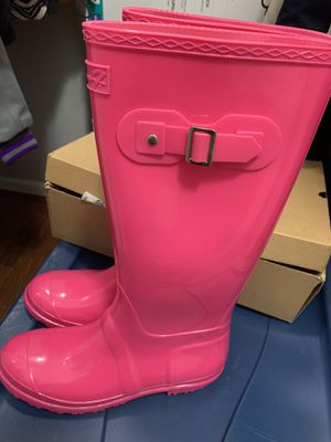 Pink Women's Rain boots for Sale in Washington, DC