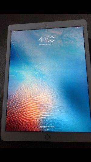 Ipad Pro for Sale in Raleigh, NC