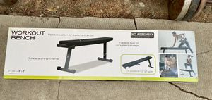 Workout Bench for Sale in Modesto, CA