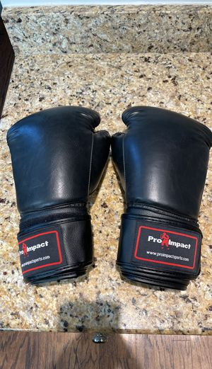 Pro Inpact Boxing Gloves for Sale in Raleigh, NC