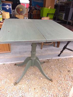 Antique wood table for Sale in O'Fallon, MO