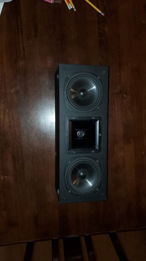 Klipsch SC-1 center channel speaker for Sale in Cary, NC