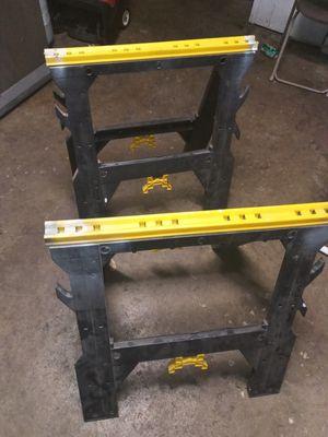 Plastic stand carpenter. Good condition $30 obo. Make offer for Sale in Elgin, IL