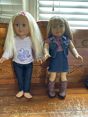 American girl doll for Sale in Ontario, CA