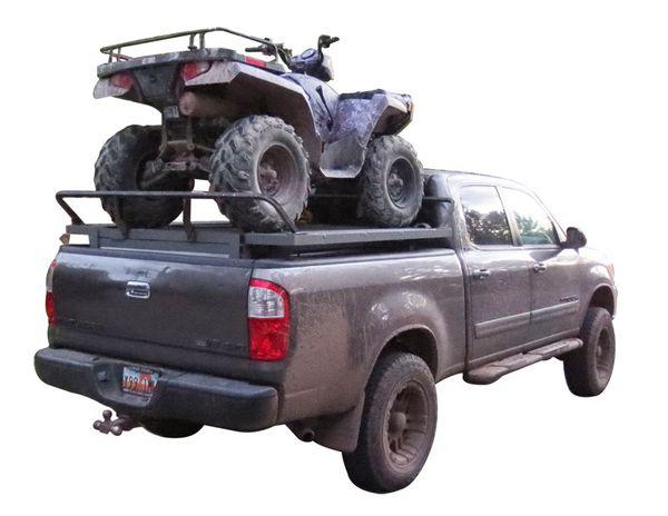Amazing Truckbed Camper