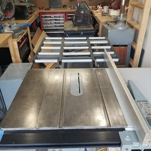 Table Saw Out Feed Table for Sale in Elmwood Park, NJ