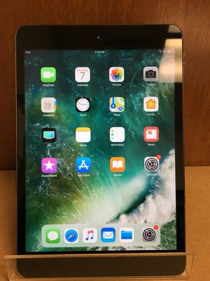 IPad mini 2generation 16gb Black iOS 11.1.2 with Clean in perfect conditions for Sale in Dallas, TX