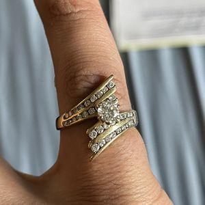 VS2 1ct Diamond Engagement Ring for Sale in Menifee, CA