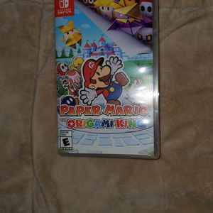 Paper Mario Origami King Nintendo Switch for Sale in San Dimas, CA