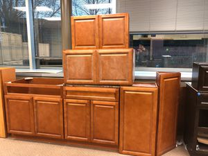 kitchen cabinets for liquidation for Sale in Chantilly, VA