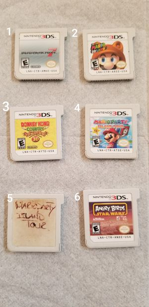 Nintendo 3DS Games for Sale in Columbus, OH