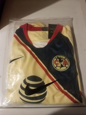 2018/2019 NIKE CLUB AMERICA LONG SLEEVE HOME JERSEY for Sale in Montebello, CA