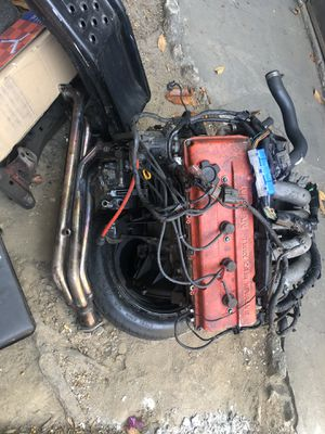 1995 240sx s14 KA24DE engine Partout for Sale in Long Beach, CA