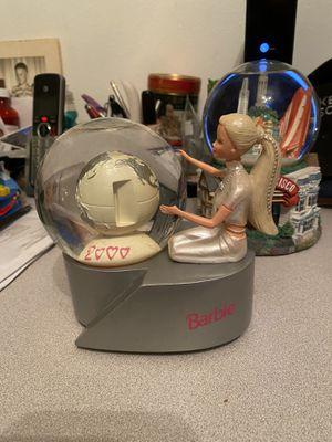 Barbie snow globe for Sale in Milton, WA