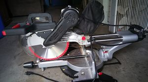 12' Duel-Bevel Sliding Compound Miter Saw for Sale in Missoula, MT