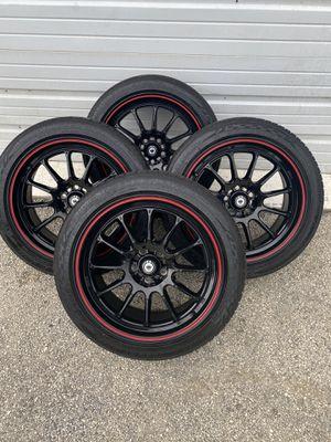 "König wheels! Super Clean. 17"" for Sale in Houston, TX"