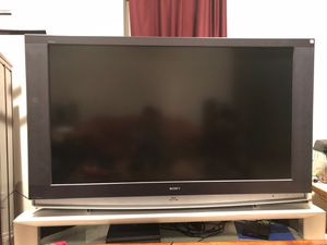 60 inch Sony TV with stand for Sale in Escondido, CA