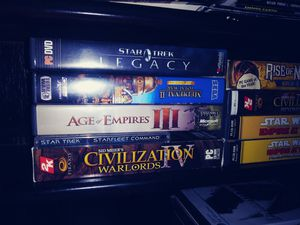 Games for Windows $ 5 each for Sale in Las Vegas, NV