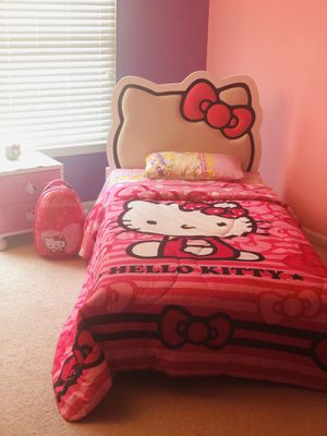 Hello Kitty twin bed for Sale in Ashburn, VA