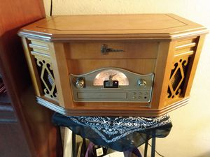 Emerson record, cd, tape and radio player for Sale in Milton, FL