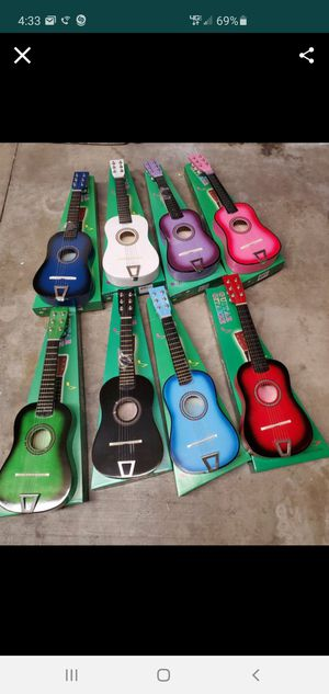 New kids guitars for Sale in Riverside, CA