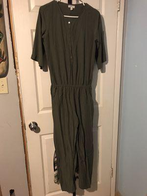 Women's Size Small Dark Olive Jumpsuit for Sale in Phoenix, AZ