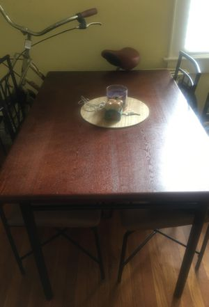 Kitchen table w/ 4 chairs for Sale in Norfolk, VA