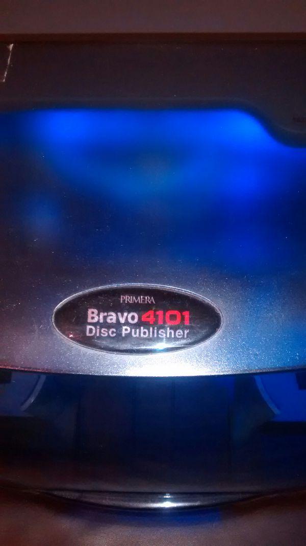 Primera Bravo 4101 Disk publisher