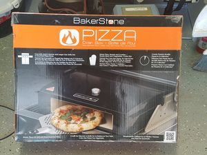 Baker stone Pizza Oven For BBQ Grill for Sale in Colorado Springs, CO