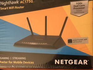 Netgear Nighthawk AC1750 Wireless Router for Sale in Los Angeles, CA