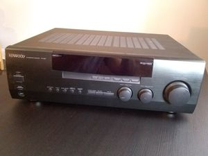 Kenwood AV Surround Sound Receiver No. VR-255 for Sale in Charlotte, NC