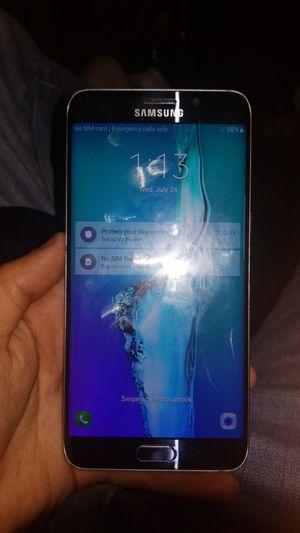 Samsung galaxy s6 edge plus for Sale in Pico Rivera, CA