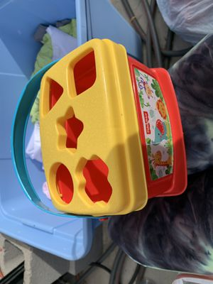 Toy infant lot 2 for Sale in Mesa, AZ