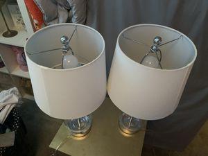 2 Lamps for Sale in Philadelphia, PA