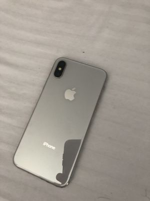iPhone X 64g white for Sale in Atlanta, GA