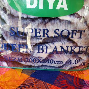 DIYA,Super Soft,Queen Blanket,size:200×240cm.4.0 Kg. for Sale in Manassas, VA