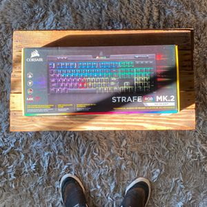 CORSAIR Strafe RGB MK.2 Mechanical Gaming Keyboard for Sale in Carlsbad, CA