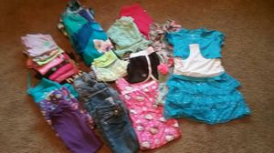 Girls clothing lot size 5 for Sale in Rolla, MO